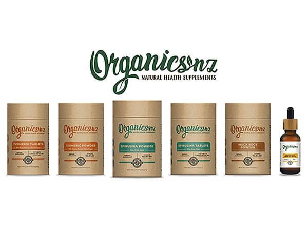 Organics NZ Product Range